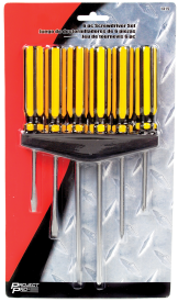 6 PC SCREWDRIVER SET W/ STORAG