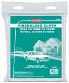 FIBERGLASS CLOTH 32 SQ. FT.