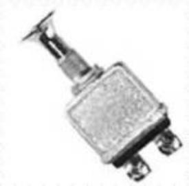 PUSH-PULL SWITCH 75 AMP