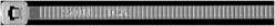 TIE STRAP 11.75 NYLON BLACK