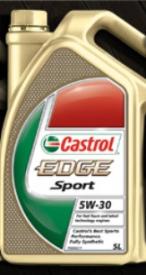 EDGE 5W30 QT W/SYN PWR