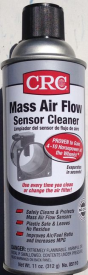 MAS AIR FLOW SENS CLNR 11oz