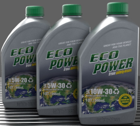 ECO POWER 5W20 QTS