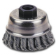 KNOTTED WIRE BRUSH