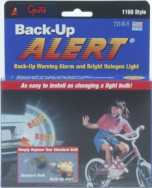 BACK UP ALARM