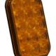 AMBER RECTANGULAR LED