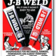 J-B STICK WELD CARDED