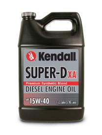 55/1 SUPER D XA 15W40