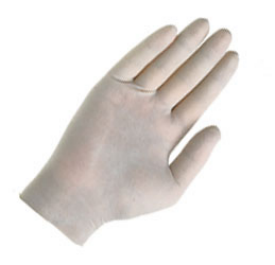 GLOVE - DISPOSABLE LATEX; 100