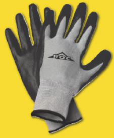 GLOVE - NITRILE COATED PALM -
