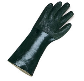 14' PVC gaunlet glove