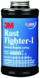 RUST FIGHTER I AMBER