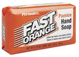 FAST ORANGE BAR SOAP