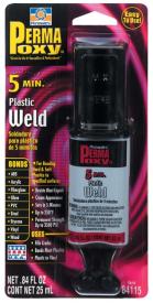 5MIN PLASTIC WELD