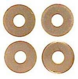 AS-10 BACK UP PLATE 30 PCS