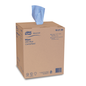CENTER PULL BOX BLUE