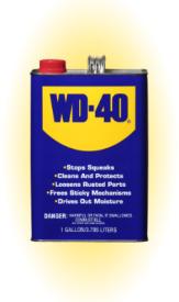 WD40 GALLON
