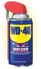 WD-40 8oz W/ SMART STRAW